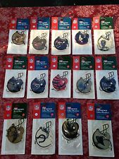 NFL Air Freshener - LOT OF 6 - Choose Your Team, Shape & Scent