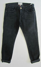 Current Elliott 'The Rolled' Relaxed Fit Stretch Corduroy 23  Jean NWT $188