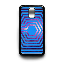 EXO Overdose From Exo Planet Kpop Samsung Galaxy S3 S4 S5 Black Case Cover