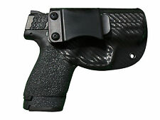 NEW SW M&P SHIELD KYDEX HOLSTER! 9/40 LASER MAX LASER or CRIMSON TRACE NICE IWB!