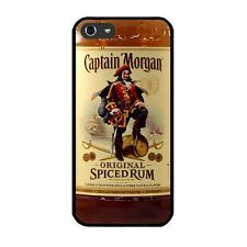 Captain Morgan for iPhone 4s 5 5s Samsung S3 S4 S5 Mini Note Sony HTC Case Cover