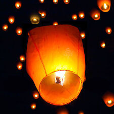 Wholesale 10/20/50 x Chinese Sky Lanterns Engagement Wedding Party Wish Balloons