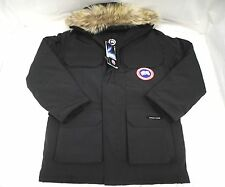 CANADA GOOSE EXPEDITION PARKA MENS NAVY BLUE XS S M L XL FUR RUFF AUTHENTIC