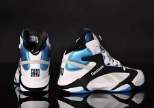 Reebok Shaq Attaq White/Black/Blue Orlando Magic Attack OG V47915 Men Shaqnosis
