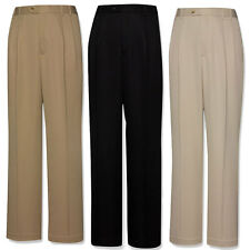 Cutter and Buck Cocona Drytec Luxe Golf Pants Pleated Mens NWT Lightweight