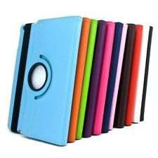 New 360 Rotating PU Leather Folio Cover Case Stand  for Apple iPad Air 5 USA