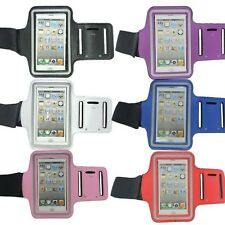 Sports Biking Running Jogging Gym Workout Armband Case iPhone 4 4S 5 5S 5C iPod