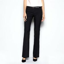 LADIES BLACK BOOTCUT TROUSERS IN SIZES 8 TO 22 BRAND NEW