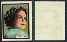 Spain: Anonymous - Film Stars 1940s #1 to #50 Small Movie Cards (£2.50 each)