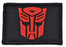 "Autobot Emblem, Transformers - 2""x3"" Hat Patch Police Military Morale Patch"