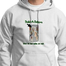 BUILD A BABY Funny Pregnant Maternity Tshirt Outrage 23 and Me Hoodie Sweatshirt