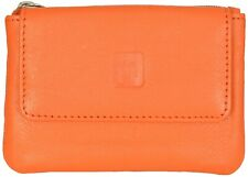 PRIME HIDE LADIES SMALL LEATHER ZIP AROUND COIN PURSE - FAB COLOURS STYLE 760