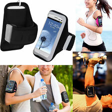 MYBAT Black Armband Pouch For Apple iPhone 6 Plus Case Fitness Gear Sports Cover