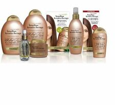 ORGANIX EVER STRAIGHT BRAZILIAN KERATIN THERAPY HAIR CARE PRODUCTS