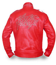 Daft Punk Eloctroma Get Lucky Red Jacket - BNWT