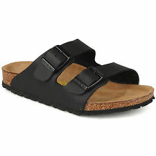 Women's Birkenstock Arizona Black Sandals 51791