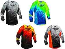 Fly Racing Kinetic Glitch Jersey Motocross Off-Road Dirt Riding MX/ATV/BMX/MTB
