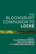 NEW The Bloomsbury Companion to Locke by S. J. Savonius-Wroth Paperback Book (En