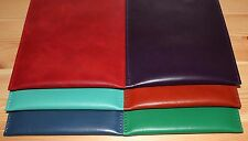 Top quality leather sleeve cover made in Scotland fits Amazon kindle paperwhite