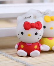 RED 3D Hello Kitty Molded USB 2.0 Flash Drive Sitdown 8GB-32GB WITH gift box