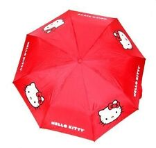 Classic Hello Kitty Red Umbrella - NEW & OFFICIAL