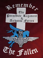 Remember The Fallen - The Parachute Regiment & Airborne Forces