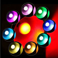 3W LED Light Bulb+IR Control RGB Color Change Lamp Holiday Decor Home Store Cafe