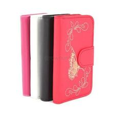 Hot PU Leather Pouch Stand Flip Case Cover For Samsung GALAXY Young 2 G130H A64