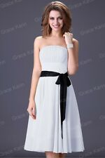Free Shipping 2014 Ladies Formal Evening Prom Ball Gown Cocktail New Short Dress