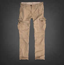 NWT Hollister By Abercrombie Mens Classic Cargo Pant