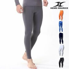 Mens Skin tight Compression Under Base Layer  Sports Long Pants Leggings PS