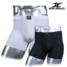 Mens Compression Under Base Layer Shorts Ineer Wear Tight Mesh Drawers DD