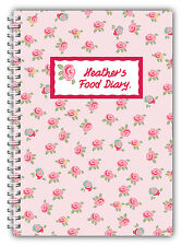 ** DIET DIARY and Food Tracker For Slimming and Healthy Weight Loss **