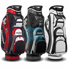 2014 CLEVELAND GOLF LITE CART BAG - 14 WAY DIVIDER TOP BRAND NEW COLOURS MENS CG