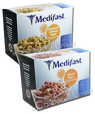 MEDIFAST ® CEREAL CRUNCH | DECIDE FLAVORS | BRAND NEW FRESH | CL = MOST TRUSTED