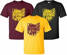"""Big 3"" T-Shirt cleveland cavaliers cavs lebron james kyrie irving kevin love"