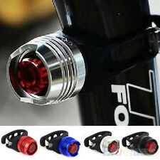 Exquisite Vivid Bike Bicycle Helmet Red LED Rear Light 3 Modes Safety Tail Lamp