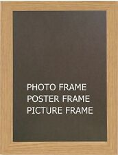 PHOTO FRAME PICTURE FRAME POSTER FRAME LIGHT OAK