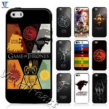 Hybrid TPU+PC Cover Game of Thrones 4 For Iphone&Samsung Phone Case Free Gift