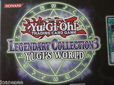 Yu-gi-oh Legendary Collection 3 Ultra Rare Cards Mint Take Your Pick New