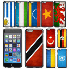 """Country National Flag Hard Phone Case Cover for Apple iPhone 6 Plus 5.5"""" inch US"""