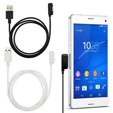 New Magnetic USB Cable Charger Adapter For Sony Xperia Z3 Mini Compact Gorgeous