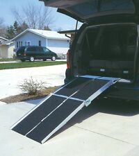 Prairie View Industries Utility, Scooter or Wheelchair Ramp. 4 Size Options!