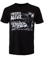 The Word Alive Wake Up Men's Black T-shirt