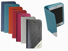 LUXURY PU LEATHER PROTECTiVE FLiP WALLET CASE