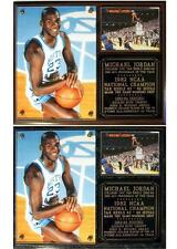Michael Jordan #23 National Champion U of North Carolina Tar Heels Photo Plaque