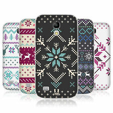 HEAD CASE FAIR ISLE WINTER PRINTS GEL CASE FOR SAMSUNG GALAXY S4 MINI DUOS I9192