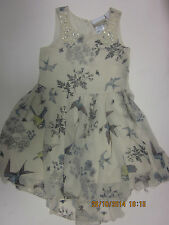 Girls dress ex store NEXT party age 3 4 5 6 7 8 9 10 11 12 13 14 15 16 years