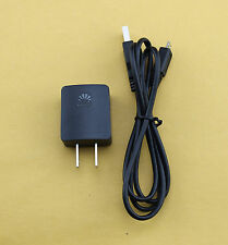 Travel Home Wall AC DC Adapter + Micro USB Charger Cable Cord for ATT Phones