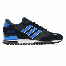 fa7edb8b8 ADIDAS ORIGINALS MENS ZX 750 UK SIZE 8 9 10 BLACK TRAINERS EU 42 43.5 44.5